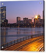 Hancock And Pru Acrylic Print by Juergen Roth