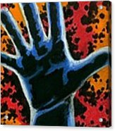 Hand 2 Acrylic Print