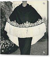 Handkerchiefs And Scarves - Trads Fair Acrylic Print