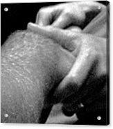Hands in Love Acrylic Print
