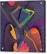 Hands On Acrylic Print