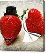 Happily Berry After Acrylic Print