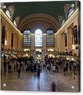 Happy 100th Birthday Grand Central Terminal Acrylic Print