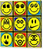 Happy Logos Acrylic Print