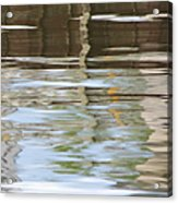 Harbor Impressions Acrylic Print