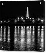 Harbor Lighthouse Acrylic Print by James Barber