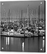 Harbor Lights II Acrylic Print