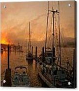 Harbor Acrylic Print