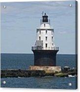 Harbor Of Refuge Lighthouse IIi Acrylic Print