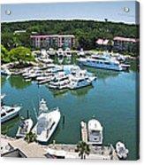 Harbor Town 7 In Hilton Head Acrylic Print