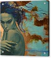Harboring Dreams Acrylic Print by Dorina  Costras
