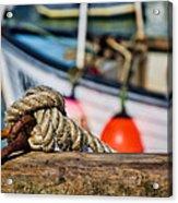 Harbour Knots Acrylic Print