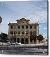 Harbour Quarter Malaga Acrylic Print