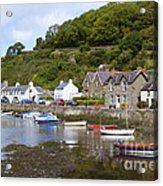 Harbourside Acrylic Print