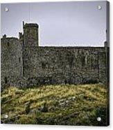 Harlech Castle Acrylic Print