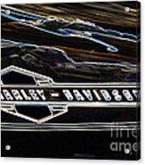 Harley Davidson 1 Acrylic Print