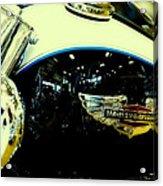 Harley Hog Acrylic Print