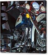 Harley Of Vegas Acrylic Print