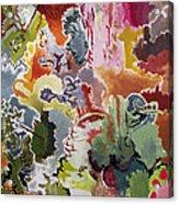 Harmonic 7 Acrylic Print