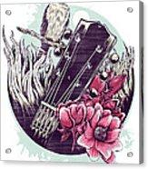 Harmony Of Nature Acrylic Print