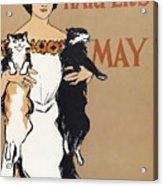 Harper's, 1897 Acrylic Print