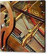 Harpsichord  Acrylic Print