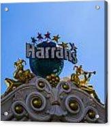 Harrahs Acrylic Print