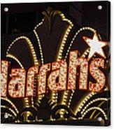 Harrahs - Las Vegas Acrylic Print