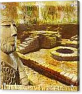 Harrappa Unesco World Heritage Site Acrylic Print