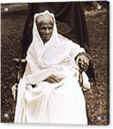 Harriet Tubman Portrait 1911  Acrylic Print