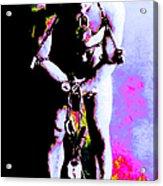 Harry Houdini - 20130208 Acrylic Print