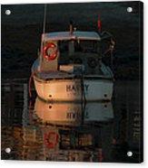 Harry - Lane's Cove Acrylic Print
