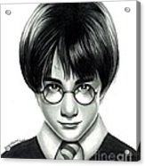 Harry Potter And The Philosopher's Stone Acrylic Print