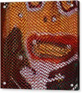 Harry The Brain Surgeon Acrylic Print