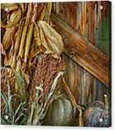 Harvest Corner Acrylic Print