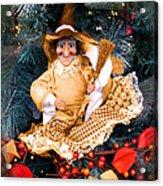 Harvest Witch Acrylic Print