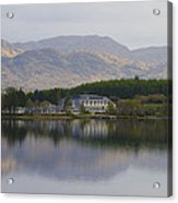 Harveys Point - Donegaltown Ireland Acrylic Print