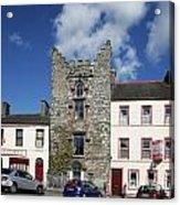 Hatch's Castle Ardee Ireland Acrylic Print