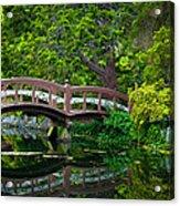 Hatley Bridge Acrylic Print