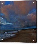 Hatteras Island Sunrise 1 9/10 Acrylic Print
