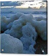 Hatteras Island Sunrise 2 10/10 Acrylic Print