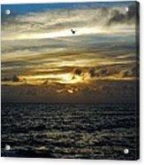 Hatteras Island Sunrise 2 9/10 Acrylic Print