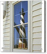 Hatteras Lighthouse  S P Acrylic Print