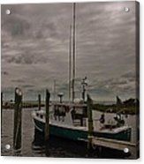 Hatteras Stormy Day 6/5 Acrylic Print
