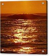 Hatteras Sunrise 16 8/6 Acrylic Print