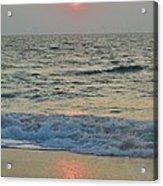 Hatteras Sunrise 5 8/8 Acrylic Print