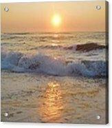 Hatteras Sunrise 9 8/6 Acrylic Print