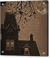 Haunted Acrylic Print
