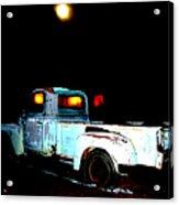 Haunted Truck Acrylic Print