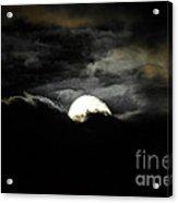 Haunting Horizon Acrylic Print